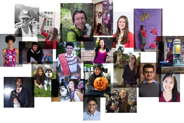 2016 grad collage