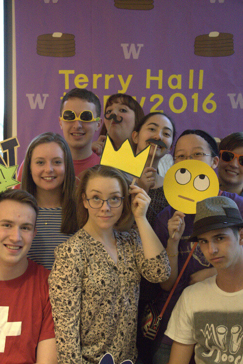 Terry Hall 2016 group photo