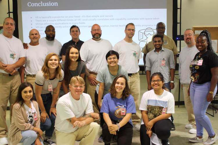 UW Honors students partner with technology leaders and D.O.C. on V.R. project to reduce recidivism in Washington prisons