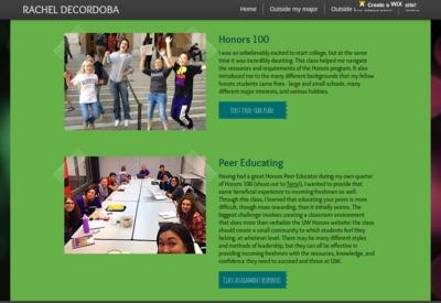 University of washington seattle application essay