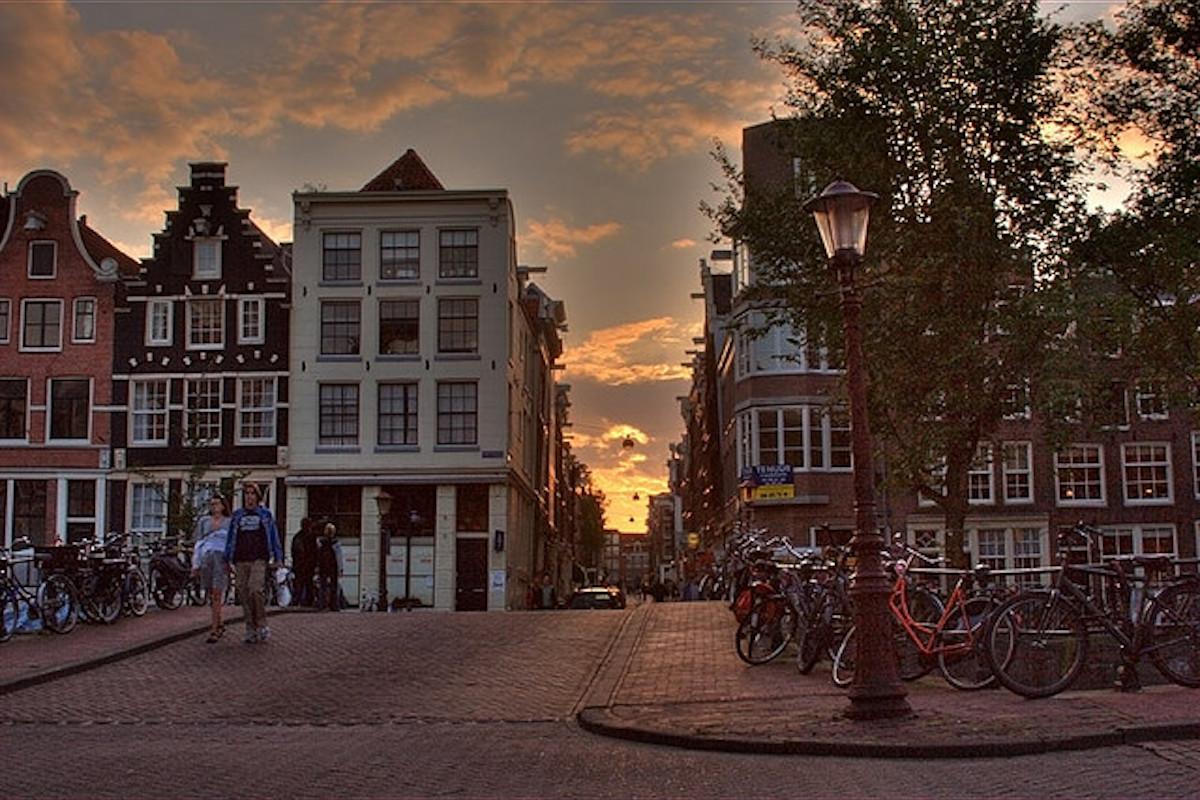 Herenstraat in Amsterdam