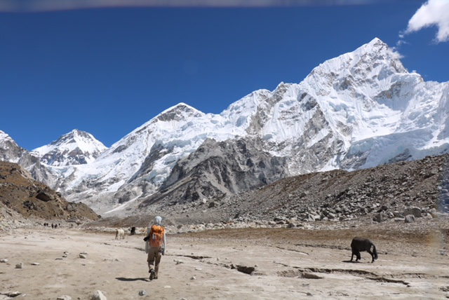 Kenza Three Passes Trek in Nepal
