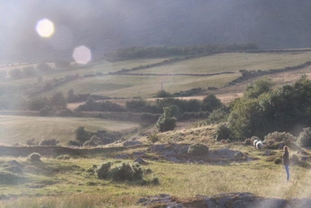Kenza Irish hills