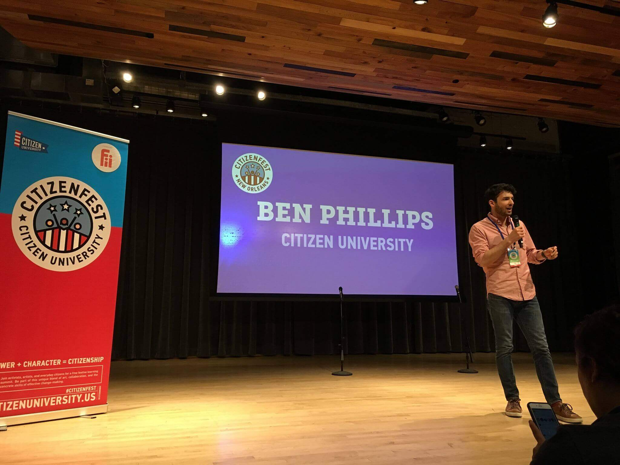 Ben Phillips 2018 Fall newsletter