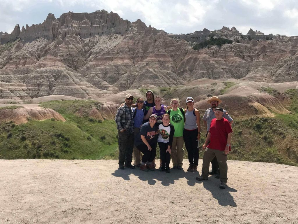 PitP Wind Cave National Park group photo 2018