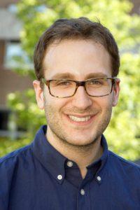 Portrait of Daniel Bessner